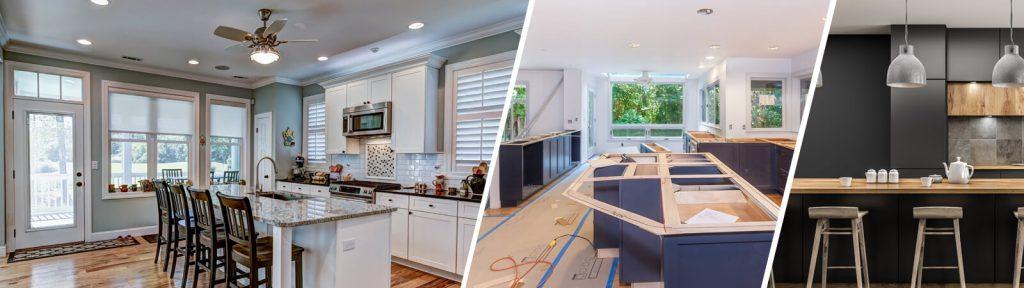 Kitchen Home Remodeling
